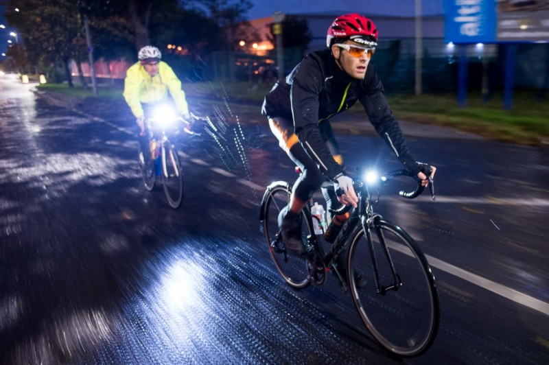 road cycle lights