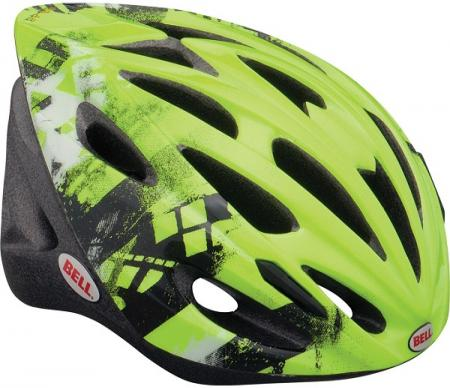 Bell Solar Cycle Helmet leisure green commuter