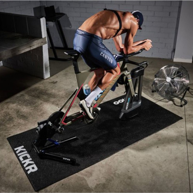 Wahoo Kickr Multi-Purpose Floor Mat For Indoor Cycling Cross Training