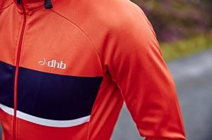 dhb men's cycle jersey image