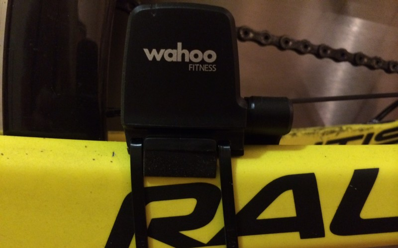Wahoo Kickr winter training guide - part 1