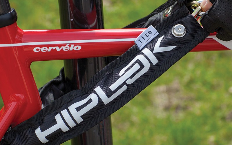 image of Hiplok bicycle lock