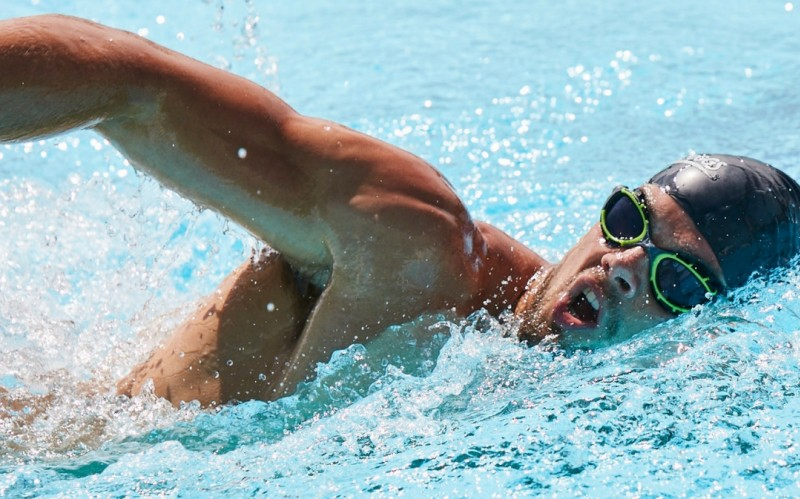 f0f4c744c You ve perfected your stroke technique. Are you ready for the next steps   Zoggs teamed up with ex-Olympian James Goddard to explain some advanced  moves and ...