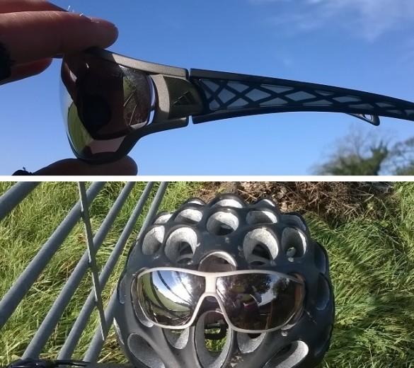 Split image of Adidas Tycane glasses