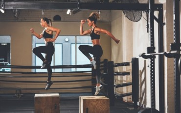 HIIT the gym - High Intensity Interval Training