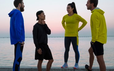 Do you need to change your run training approach in the summer?