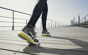 How to find the best running shoes for your stride style