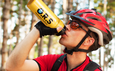 O.R.S. Hydration Guide - How to hydrate for cycling, running and swimming events