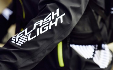 dhb flashlight jacket