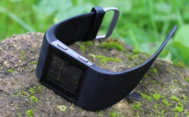 Fitbit Surge Activity Monitor with Heart Rate review
