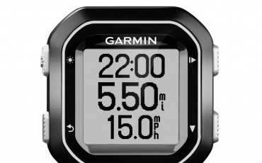 image of Garmin cycle GPS