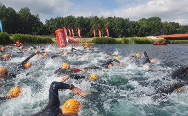 Getting started with open-water swimming