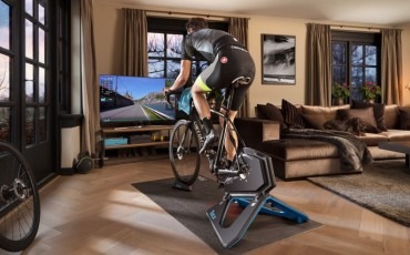 How to set up your turbo trainer in four easy steps