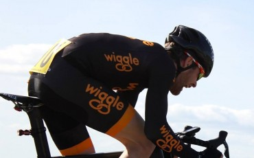 Image of Team Wiggle rider Tim Wiggins