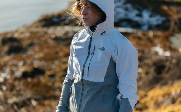 The North Face waterproof outdoor jacket
