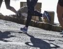 Marathon training Race strategy