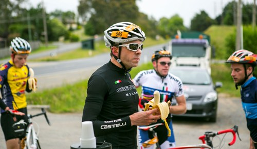 Sportives and nutrition