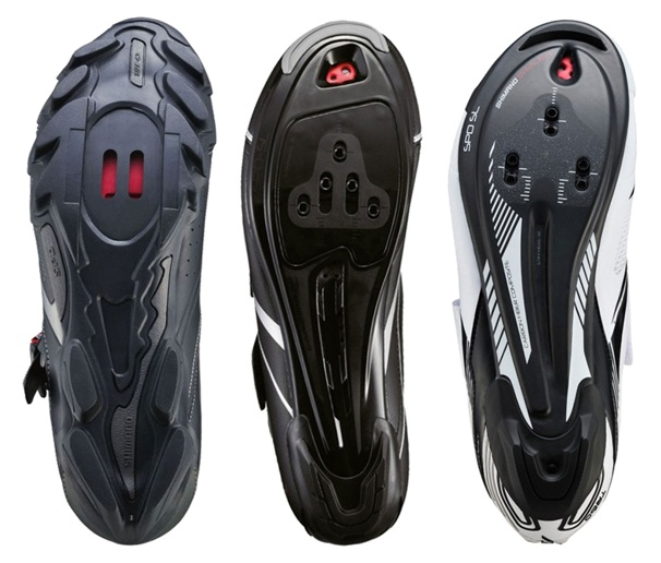 f7b32eefd Are there different cleats for different pedals and shoes