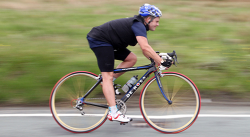 Road bike ... Sportive event