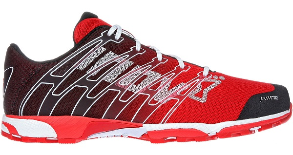 Inov-8 F-Lite 262 training running Shoes red and black