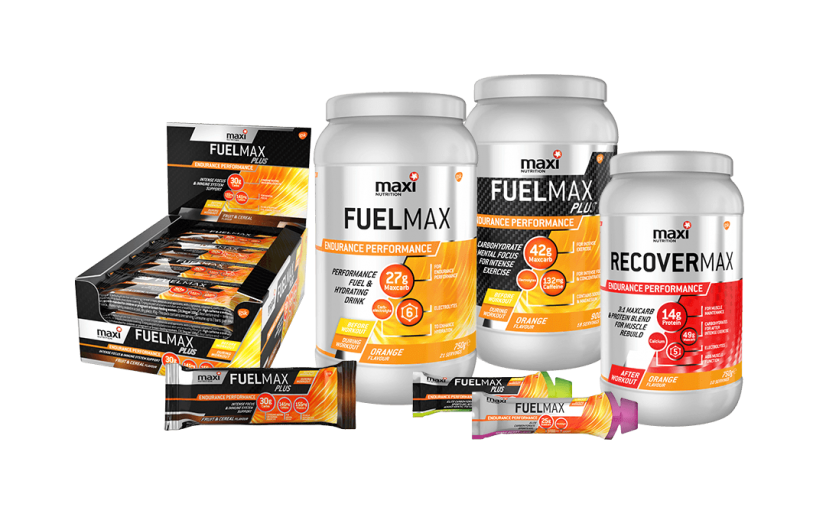 Maxinutrition fuel max image